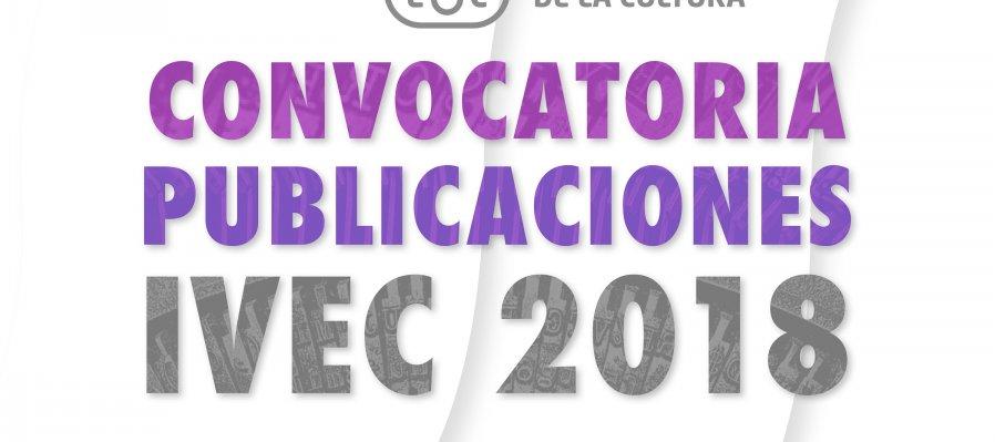 Publicaciones IVEC 2018