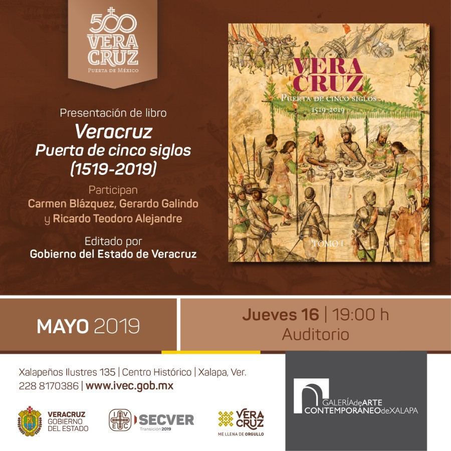 Veracruz, puerta de cinco siglos