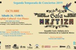 Ensamble Coral y Sinfónica de la Universidad Autónoma d...
