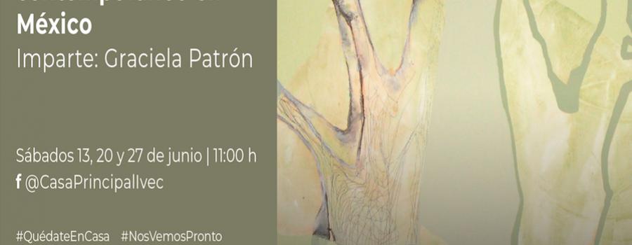 Sesiones de arte contemporáneo en México