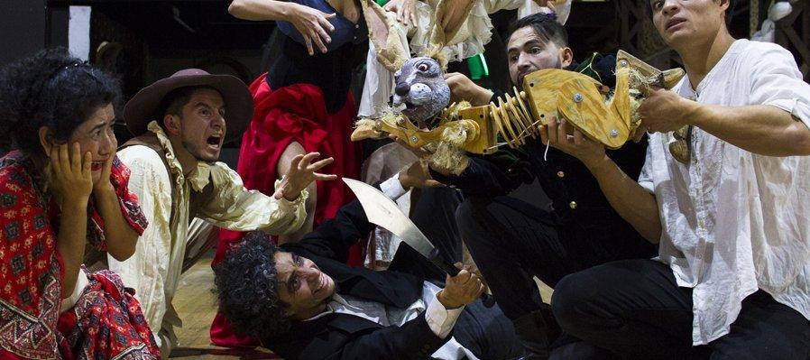 Un banquete para el difunto don Quijote