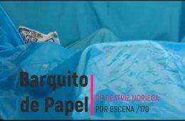 Barquito de papel: edición títeres