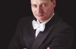 Bartosz Zurakowski con la Orquesta Sinfónica de Yucatán