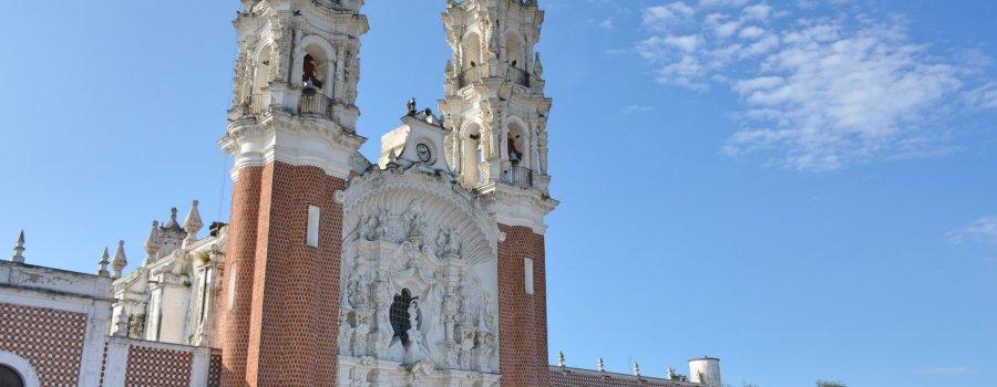 El barroco de la república aliada. El Santuario de Ocotlán y el ex Convento de San Francisco. Tlaxcala