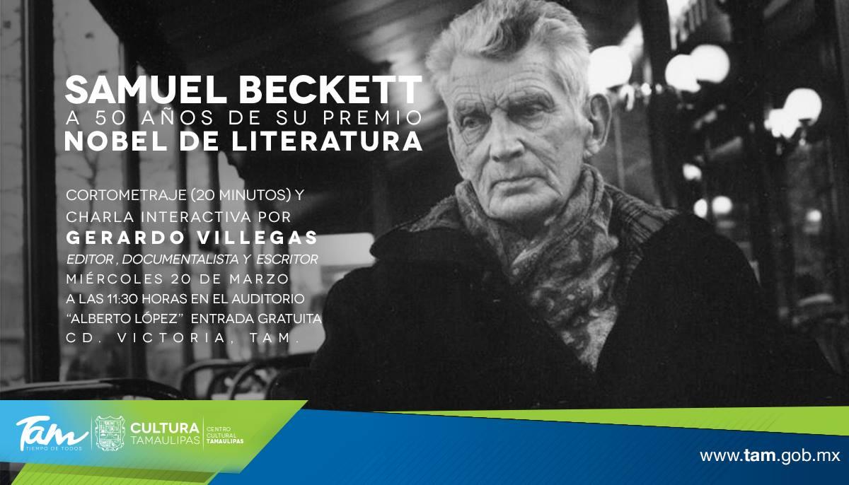 Samuel Beckett a 50 años de su Premio Nobel de literatur...