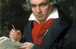 ¿Beethoven escribió música para una obra de Goethe?
