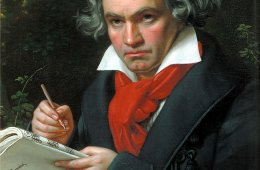 Franz Joseph Haydn fue profesor de Beethoven