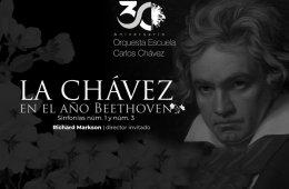 La Chávez en el año Beethoven