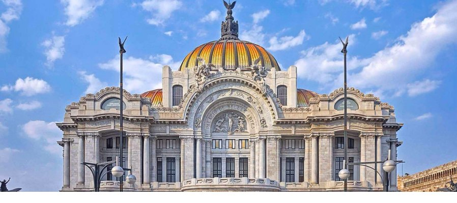 Patrimonio Artístico del Palacio de Bellas Artes