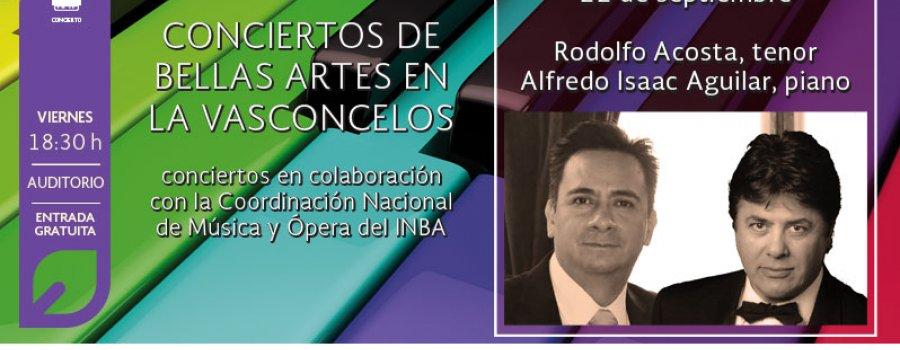 Rodolfo Acosta & Alfredo Isaac Aguilar