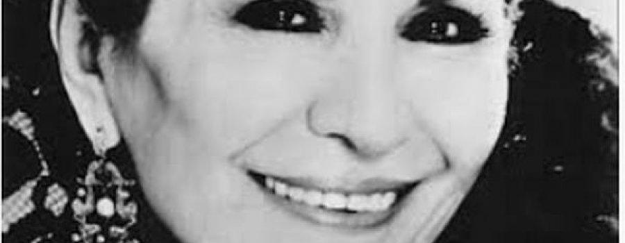 Lola Beltrán en vivo en el Palacio de Bellas Artes, 1976