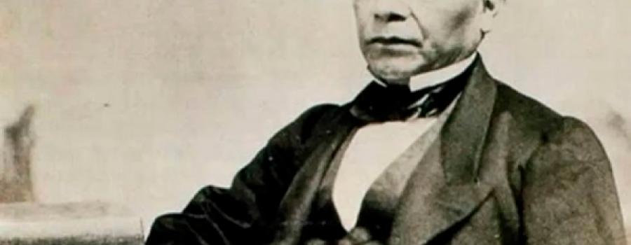 Conversatorio en torno al 215 aniversario del natalicio de don Benito Juárez