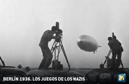 Berlín 1936, los juegos de los Nazis
