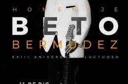 Homenaje a Beto Bermudez