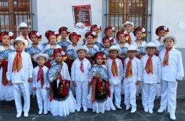 Ballet Folklórico Infantil-Juvenil José Azueta