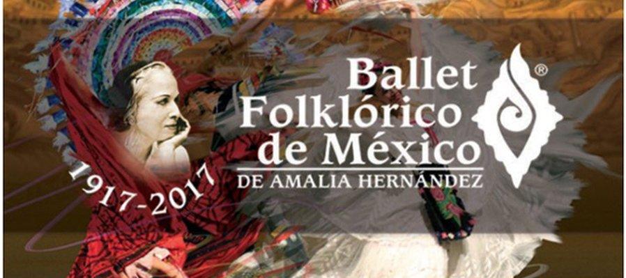 Ballet Folklórico de México 100 Años Amalia Hernández
