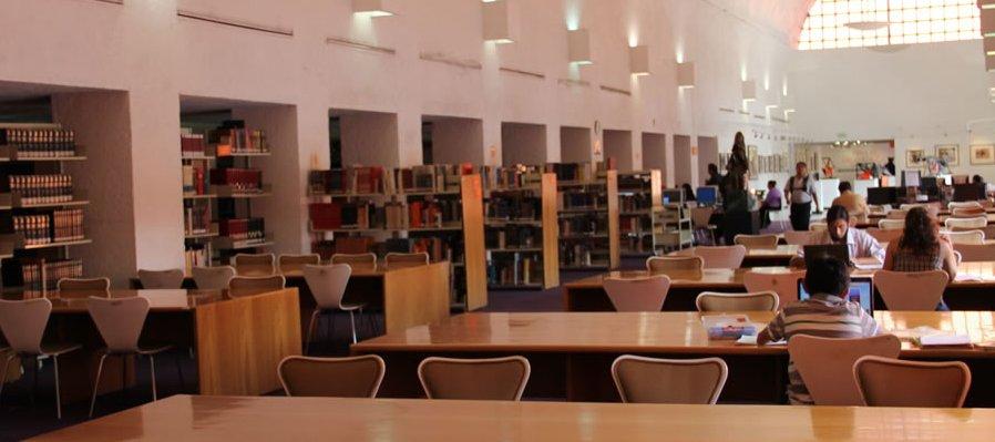 ¡Conoce la Biblioteca de las Artes!