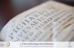 Recorrido por la Biblioteca Centenario Bicentenario de la...
