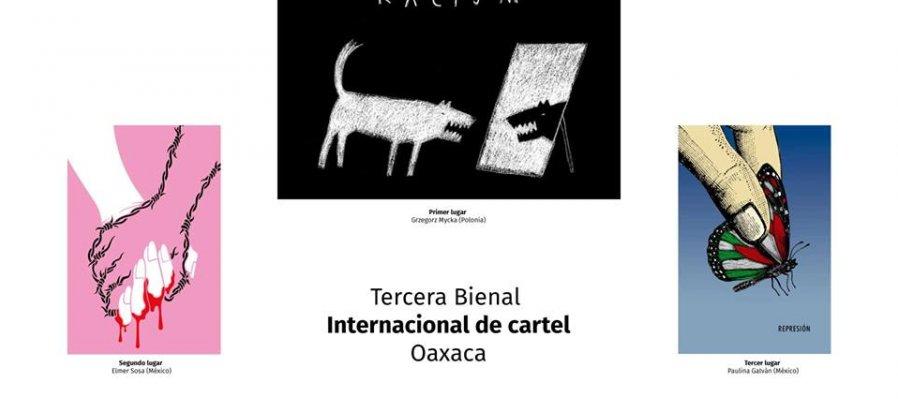 Tercera Bienal Internacional de Cartel Oaxaca