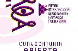 3ª Bienal de Videoarte y Animación Puebla 2018