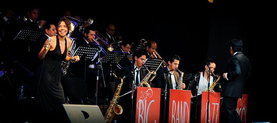 Big Band de Armando Cedillo