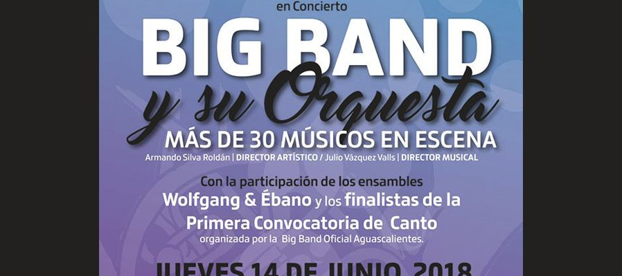 Big Band Aguascalientes