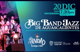 Big Band Jazz de Aguascalientes