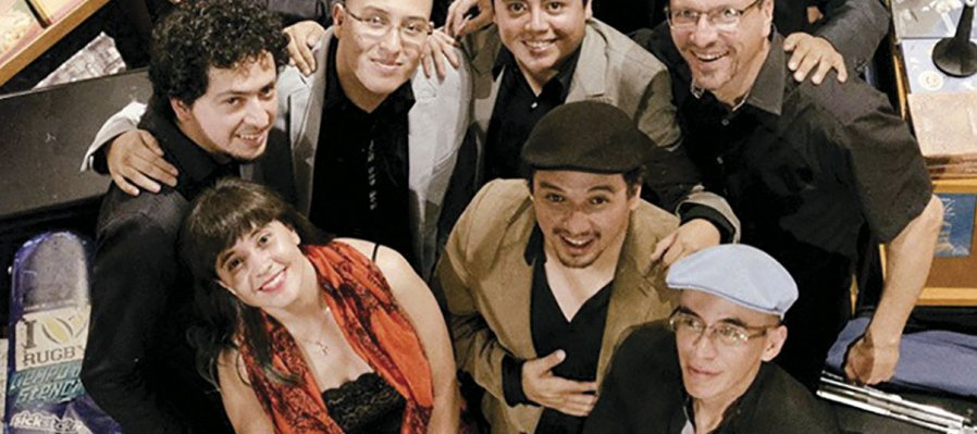 Tonatiuh Vázquez Jazz Orchestra