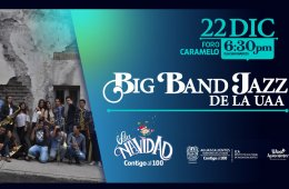 Big Band Jazz de la UAA