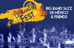 Big Band Jazz de México and Friends