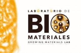 Laboratorio de biomateriales-Growing materials lab.