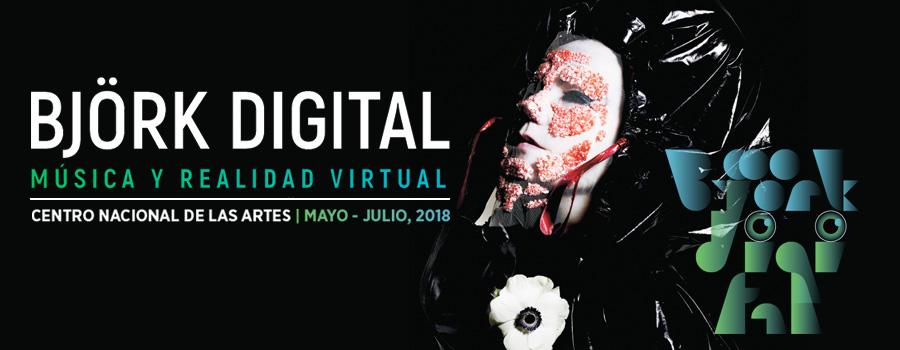 Björk Digital. Música y realidad virtual