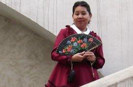 Monólogo con Juana Catalina Romero