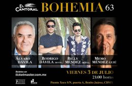 Álvaro Dávila, Rodrigo Dávila, Billy Méndez y Memo M�...