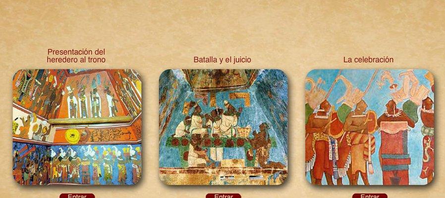Templo de las pinturas de Bonampak