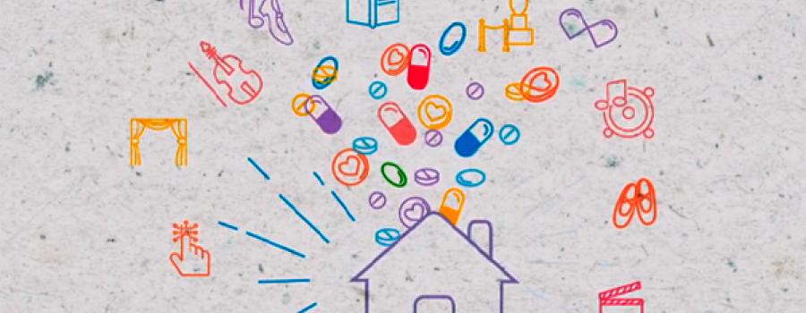 Cultura para la primera infancia: Juega con lo que hay en casa