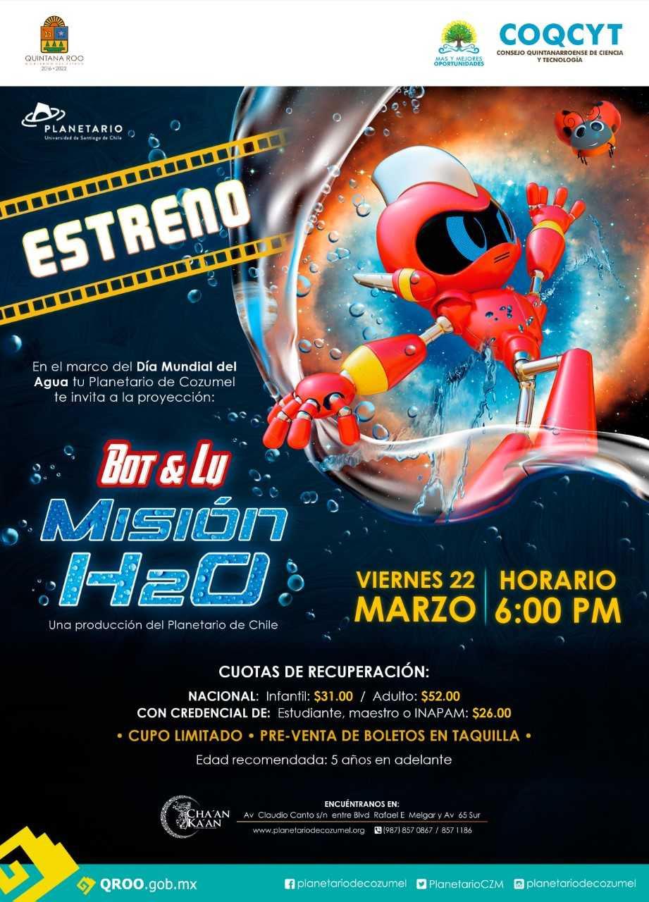 Bot y Lu: Misión H2O