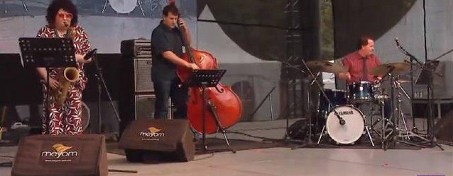 Kevin Brady Trio. Irlanda