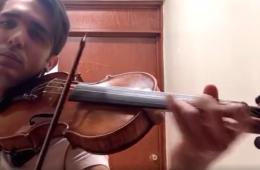 Brandon Sulbaran, Un chant damour
