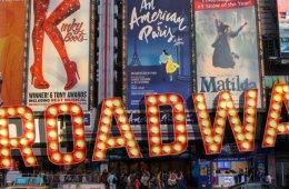 Noche de Broadway