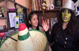 La Bruja Mala del Oeste en: El Sombrero de la Bruja