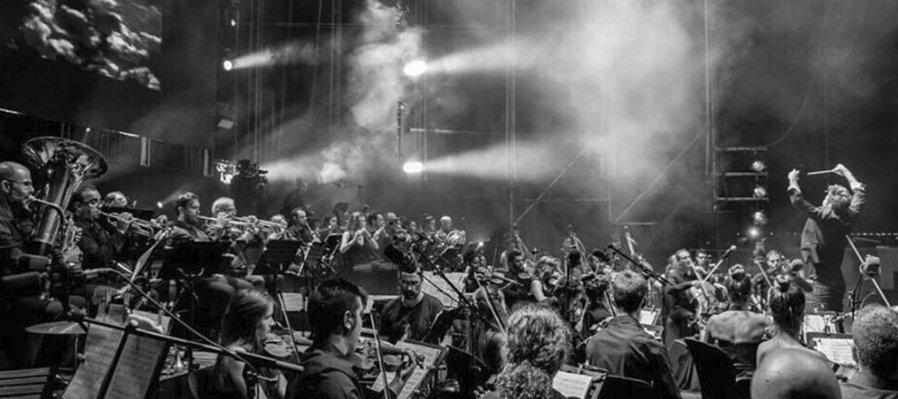 Bruno Axel y Orquesta de Cámara Higinio Ruvalcaba
