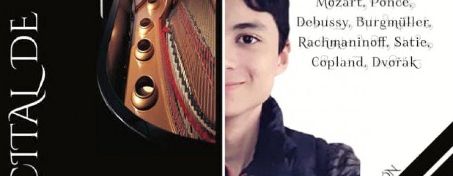 Piano Recital Featuring Ricardo Mancilla