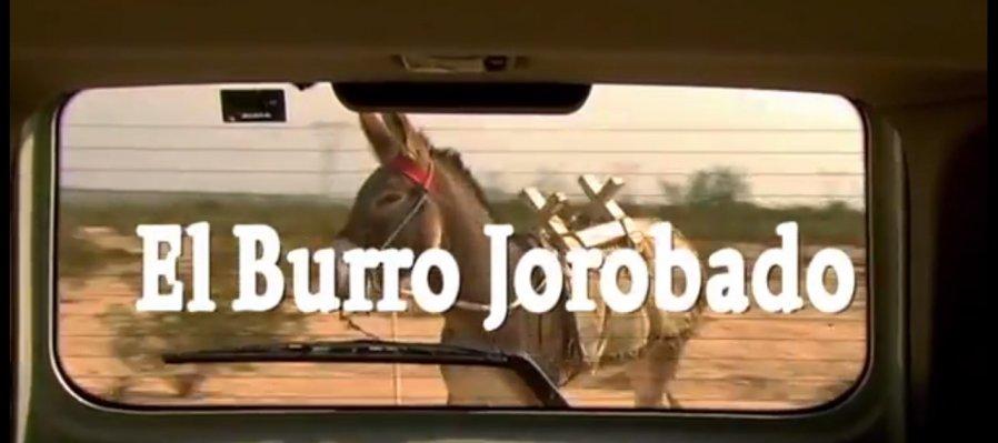 El Burro Jorobado