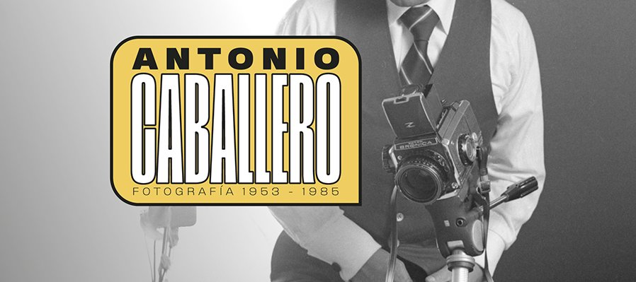 Antonio Caballero. 1953 to 1985 Photography