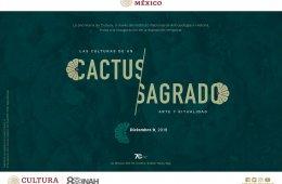 Las culturas de un cactus sagrado. Arte y ritualidad