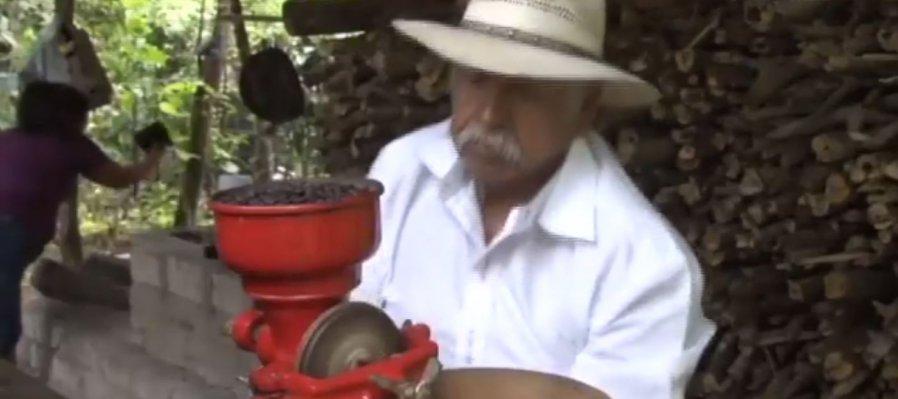 Proceso de elaboración de café orgánico