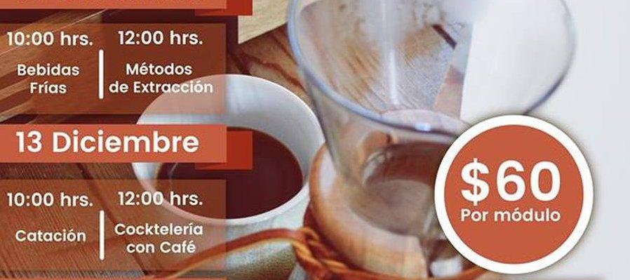 Cocktelería con café