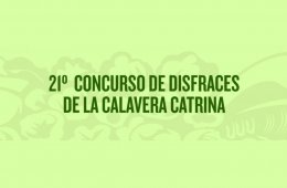 Concurso de disfraces de la Calavera Catrina