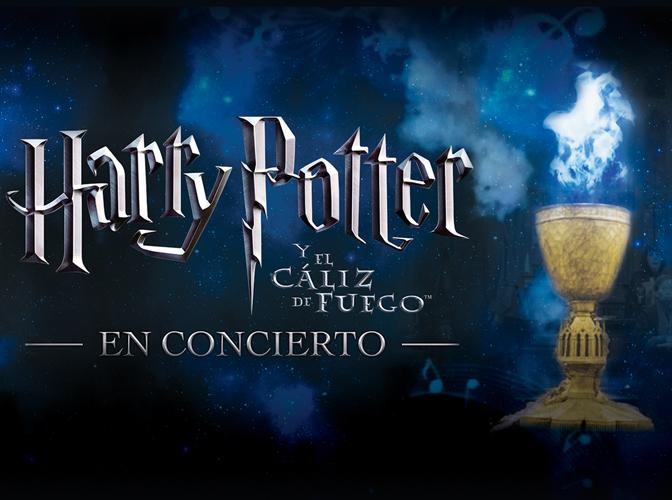 Harry Potter y El Cáliz de Fuego™ en concierto